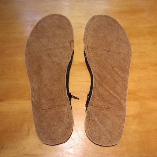 Leather orthotics! You'll love my fabulous brain tanned leather orthotics! Soft and durable at the same time. Totally adjustable orthotics!