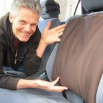 Back Pain from Driving? Back Support for Car Seat!